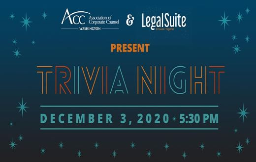 Legal Suite Trivia Night Game